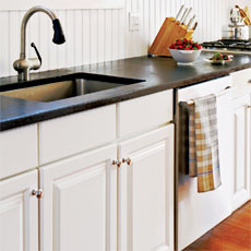 installing a soapstone countertop