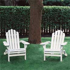 build an adirondack chair step by step