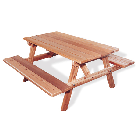 luxury picnic table