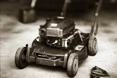 Putting Your Lawn Mower to Bed
