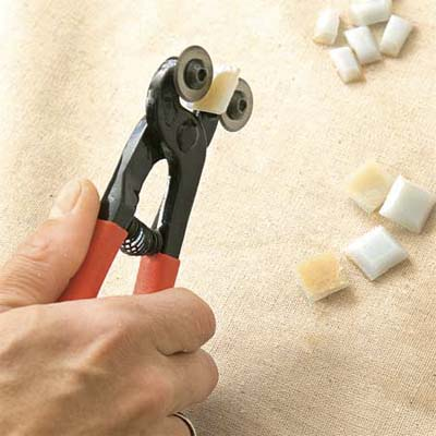 cut each tile how to install a glass mosaic tile backsplash this