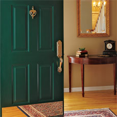 How to Enhance an Entry with Hardware