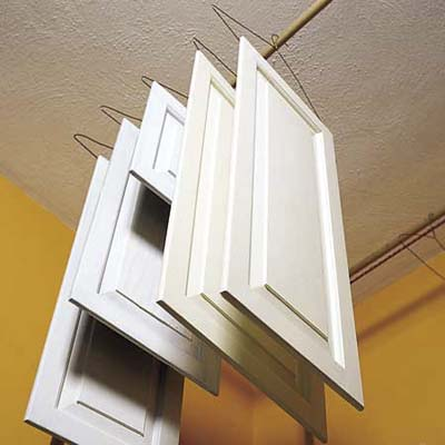 Hang Cabinets To Dry Between Coats Pro Secrets For