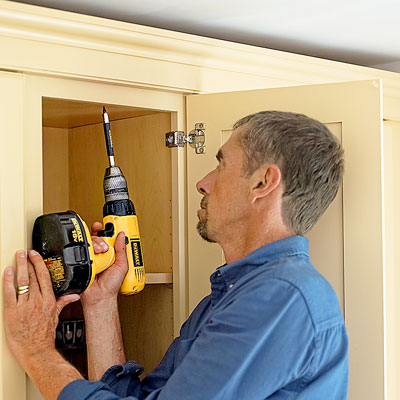 How To Install Crown Moulding Kitchen Cabinets - Kitchen