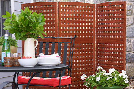 How to make a folding outdoor privacy screen plans for for How to build a privacy screen outdoor