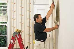 hanging wallpaper tout