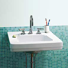 Bath Faucet Tout