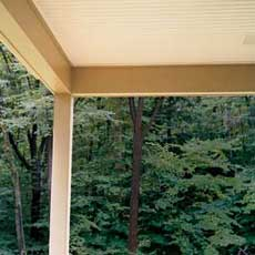 Beadboard Porch Tout