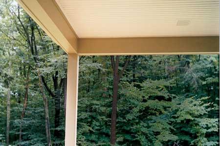 Beadboard Porch Ceiling