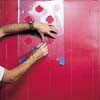 Stencil the Pattern