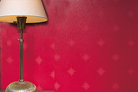 Wall With Character - Damask