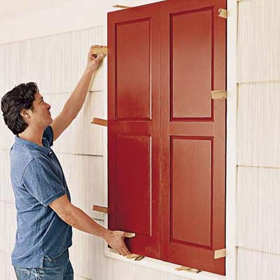 how to build bahama shutters