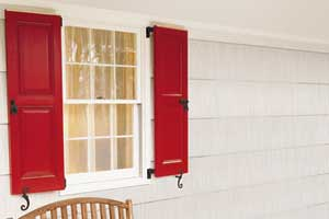 hanging exterior shutters tout
