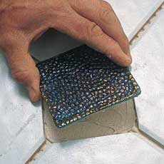 tiling a floor tout