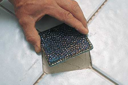How do you install ceramic tile