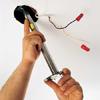 installing the fan brace