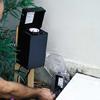 Pluggin in the transformer for landscape lighting
