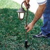 Intalling the fixture for landscape lighting