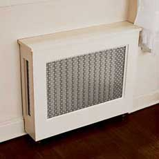 Radiator Cover Tout