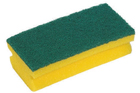 abrasive sponge