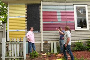 Belmont Victorian exterior paint scheme
