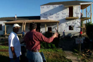 more renovation at the New Orleans house project