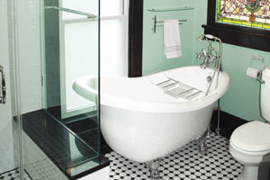 the $1000 contest winning bathroom remodel