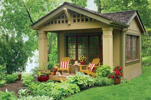 the $1000 shed contest winning remodel