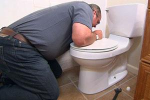 Richard Trethewey installs a new toilet