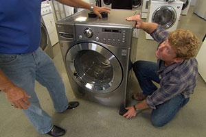Kevin O'Connor learns how to maintain clothes washers and dryers