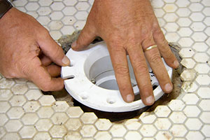 Richard Trethewey shows how to replace a badly corroded cast-iron flange