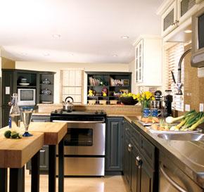 Bermuda kitchen