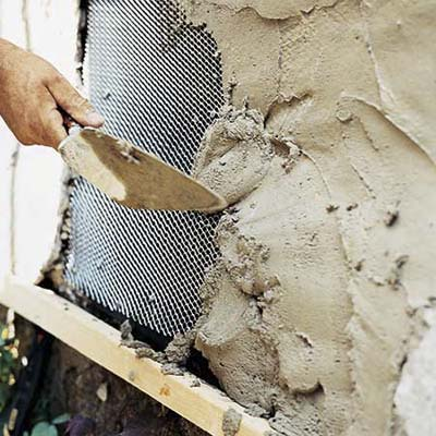 Sling It How To Repair Stucco This Old House