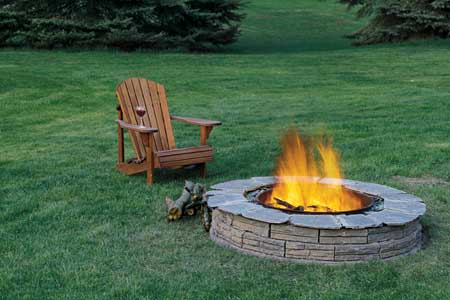 Fire Pit Venting Fire Pit | This Old House