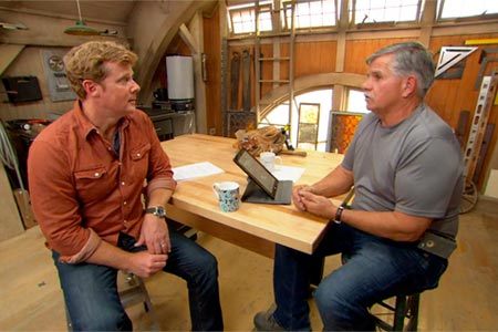 Tom Silva talks to Kevin O'Connor about hiring a contractor