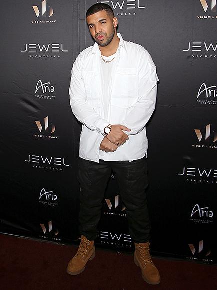 Drake Performance at Jewel Las Vegas